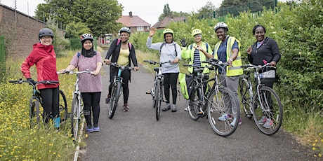 Back on your Bike - Free adult Cycle Training in Normanton this Summer. tickets