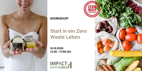 Start in ein Zero Waste Leben Workshop Tickets
