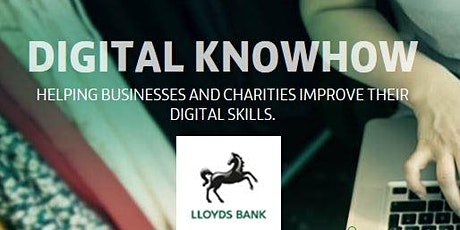 Lloyds Bank Digital KnowHow - Online tickets