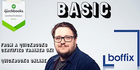 QuickBooks Online Basic Course tickets