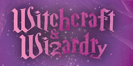 JCI Southampton do 'Witchcraft & Wizardry' Adventure Day tickets