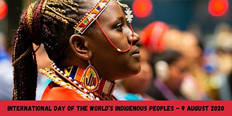 International Day of World's Indigenous People and Lyfe Language Campaign tickets