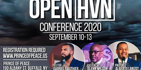 Open  Heaven  Conference tickets
