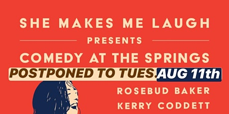 She Makes Me Laugh Presents Comedy at The Springs tickets