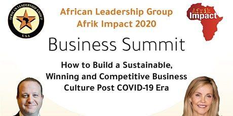 Afrik Impact Business Summit tickets