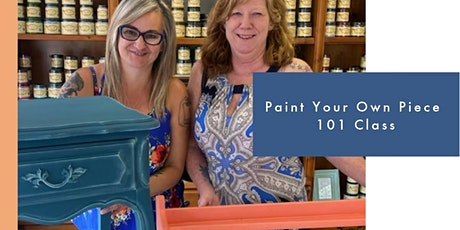 Paint Your Own Piece 101 Class tickets