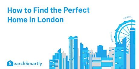 Live Webinar: Move-to-London ingressos