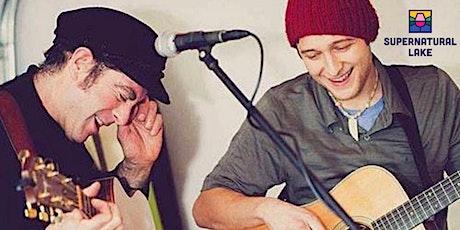 Bobby Henrie & Aaron Lipp tickets