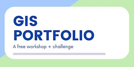 GIS Portfolio Workshop, Friday Aug 14 tickets