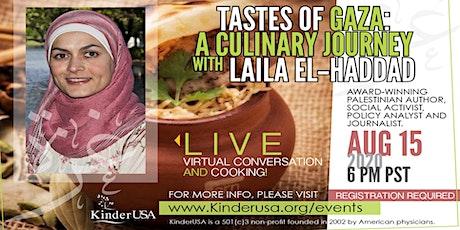 Talks on Palestine featuring Laila El-Haddad tickets