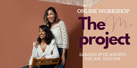The ME project: WORKSHOP EDITION entradas