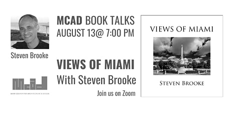 MCAD Book Talks - with Steven Brooke tickets