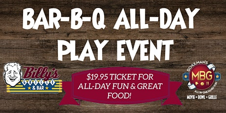 Bar-B-Q All-Day Play Event tickets