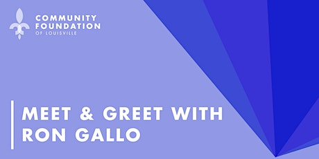 Virtual Meet and Greet with Ron Gallo tickets