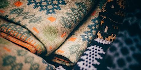 Mynediad: Amgueddfa Wlân Cymru | Entry: National Wool Museum tickets