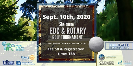 EDC/Rotary Golf Classic 2020 tickets