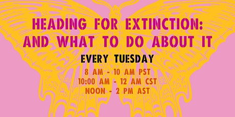Heading for Extinction: and What to do About it tickets