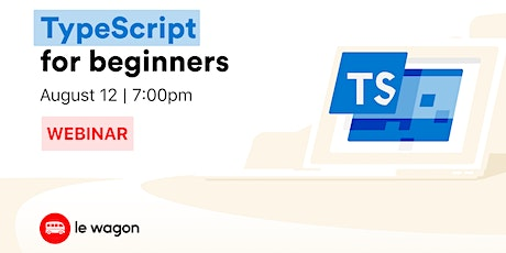 TypeScript for Beginners tickets