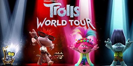 Trolls World Tour (2020) (U) tickets