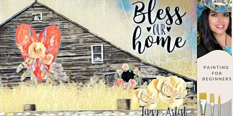 Bless Our Home ~ The Coolest Painting Tutorial Ever! Yeehaw! tickets