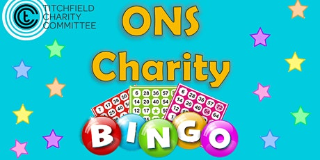 Lunchtime Fundraising Bingo (ONS Staff Only) tickets