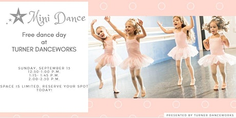 Mini Dance- FREE DANCE DAY tickets