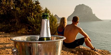 Es Vedra Champagne Sunset tickets