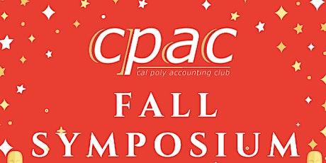 2020 Fall Symposium - Firm Registration tickets