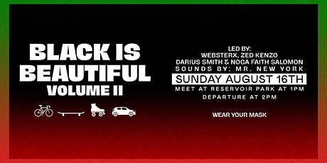 Black Is Beautiful II tickets