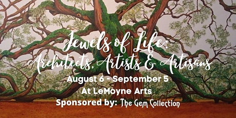 Jewels of Life: Architects, Artists, and Artisans tickets