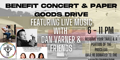 Party in the Parking Lot Featuring Live Music with Dan Varner and Friends! tickets