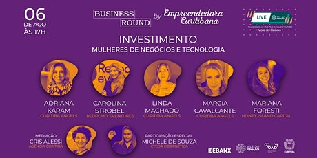 Business Round by Empreendedora Curitibana ingressos