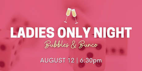 Ladies Only Night | 8.12 tickets