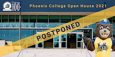 Phoenix College Centennial Open House - POSTPONED tickets