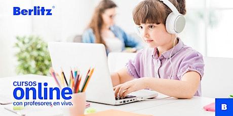 Clase GRATIS!  - Inglés a Niños y Adolescentes - Kids & Teens OnLine - Sab boletos