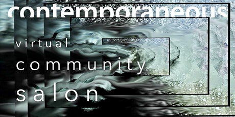 Virtual Community Salon tickets