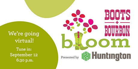 Bloom Virtual Gala, Presented by Huntington Bank tickets