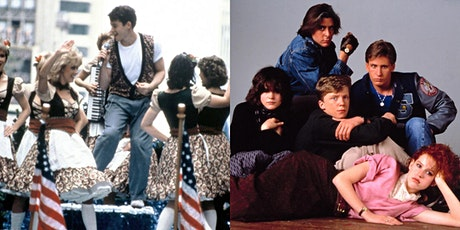 FERRIS BUELLER'S DAY OFF & THE BREAKFAST CLUB John Hughes Double Feature tickets