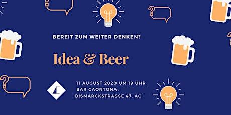 Idea & Beer (Cantona Bar) Tickets