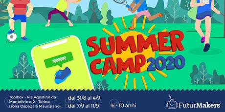 Summer Camp settembre (6-10 anni) tickets