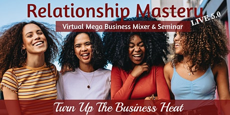Relate 2020 LIVE - Virtual Mega Business Mixer tickets