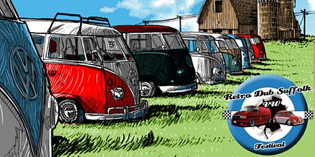Retro Dub Suffolk VW Festival 2021 tickets