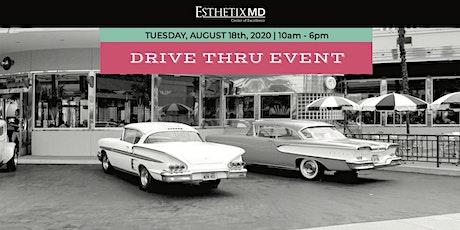 Drive-thru Summer Sales Event tickets
