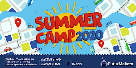 Summer Camp  settembre (11-15 anni) tickets