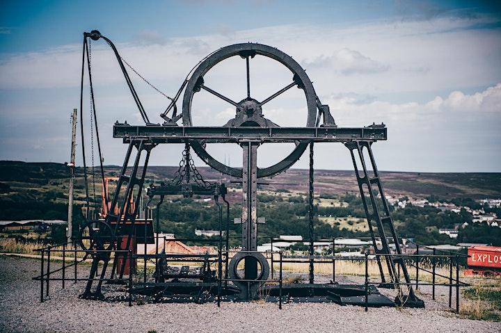 Mynediad: Big Pit Amgueddfa Lofaol Cymru  | Entry: Big Pit Coal Museum image