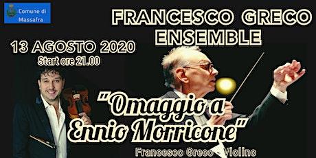 """Omaggio a Ennio Morricone - """"Una Stella tra le stelle"""" biglietti"""