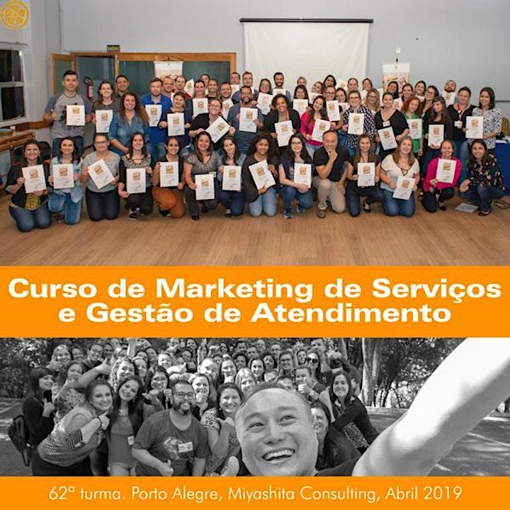 Imagem do evento Curso de Marketing de Serviços e Gestão de Atendimento - 73ª turma. Em SP
