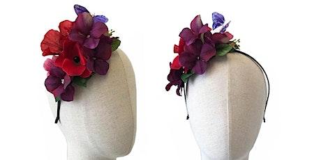 Make a Floral Headband tickets