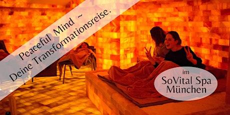 Peaceful Mind | Erlebnisabend m. Transformationsreise [geführte Meditation] Tickets