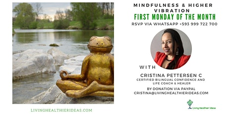 Mindfulness & Higher Vibration with Cristina Pettersen tickets